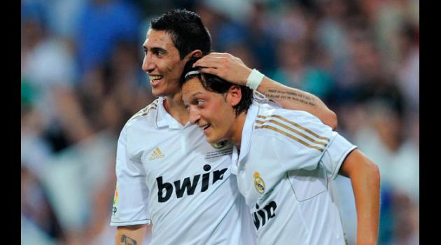 Ancelotti chose to sell Ozil over Di Maria