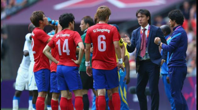 S. Korea names former skipper national coach
