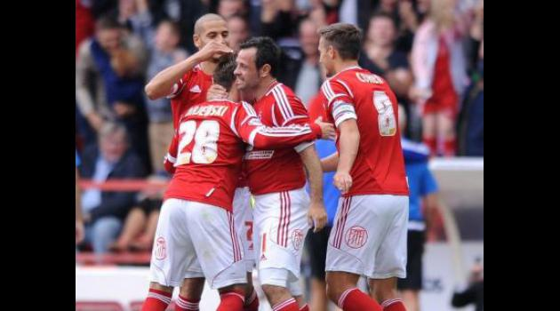 Nottm Forest 3-1 Yeovil: Match Report