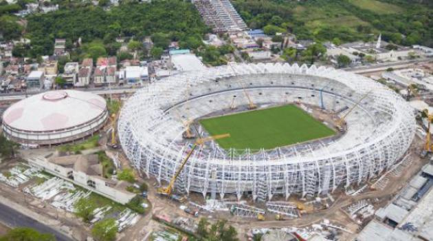 Estadio Beira-Rio - World Cup 2014