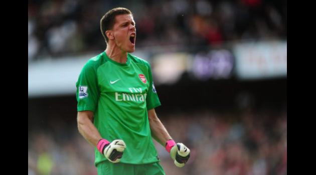 Tim Howard and Wojciech Szczesny state case for the keepers