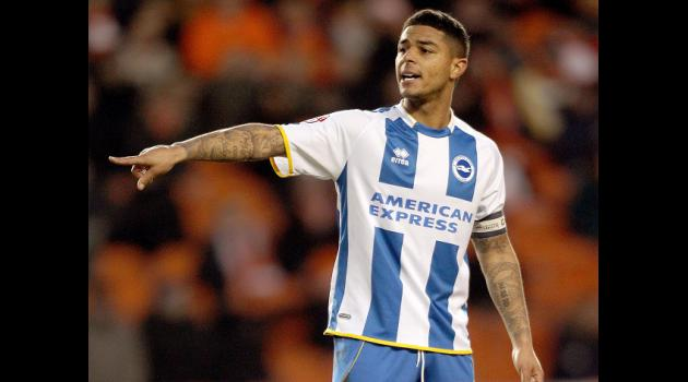 Brighton turn down Bridcutt request