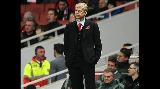 Wenger happy with Gunners' response
