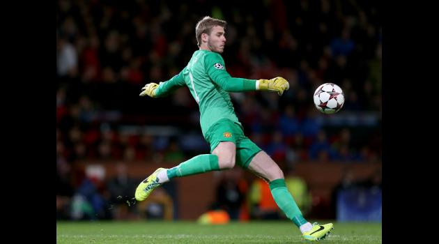 Woods: De Gea can be world's best