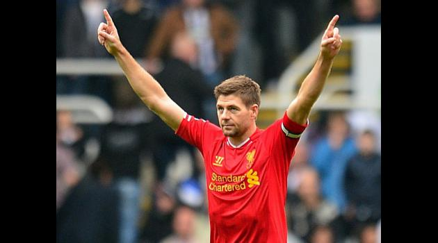 Gerrard pleased with playmaker role