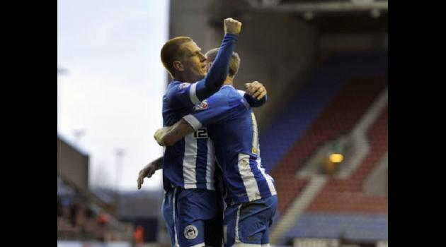 Wigan 2-0 Barnsley: Match Report