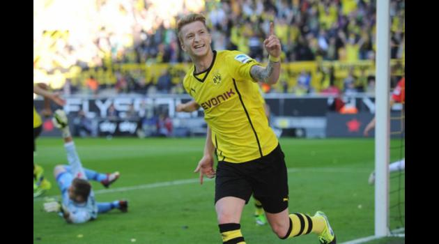 City in confident mood over securing Marco Reus