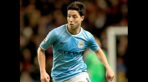 City's Nasri fit to face Chelsea