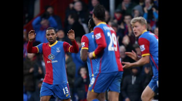 Puncheon wins it for Palace