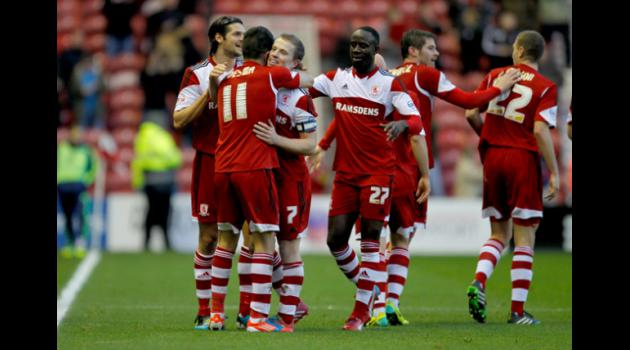 Middlesbrough 1-0 Charlton: Match Report