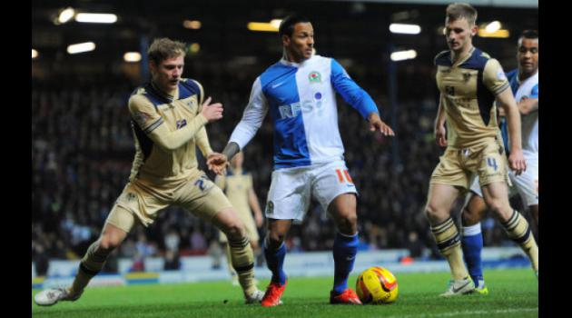 Blackburn 1-1 Man City: Match Report