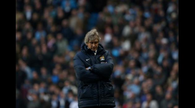 Man City V Watford at Etihad Stadium : LIVE