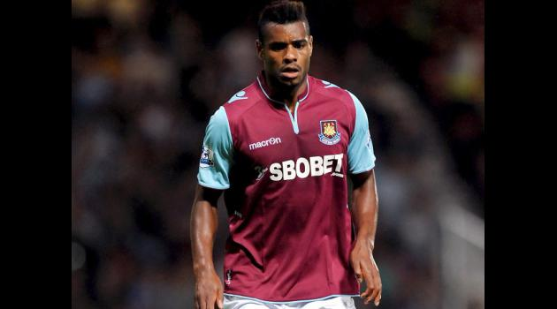 Vaz Te injury blow for Hammers