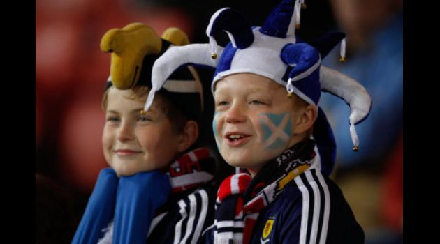 Scotland WILL win a World Cup before England win another