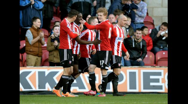 Brentford 2-0 Port Vale: Match Report