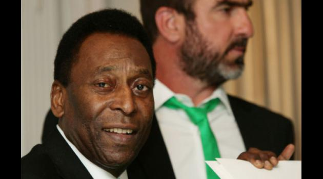 Pele saddened by World Cup delays