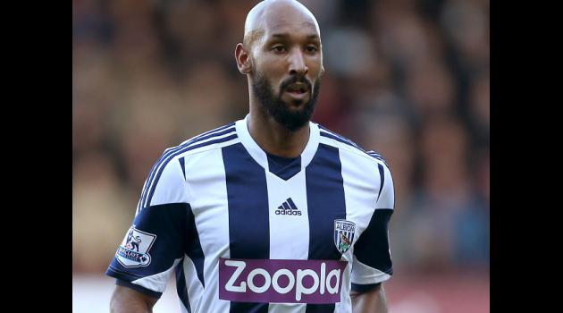 Anelka happy at West Brom