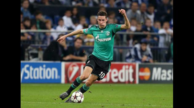 Spurs to block Arsenal swoop for Julian Draxler