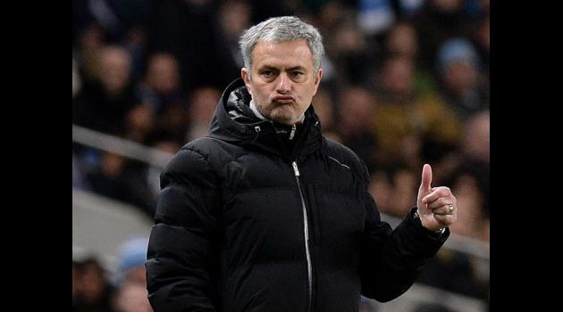 Mourinho looks to old heads