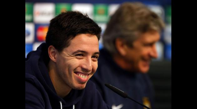 Nasri opens up about Mancini