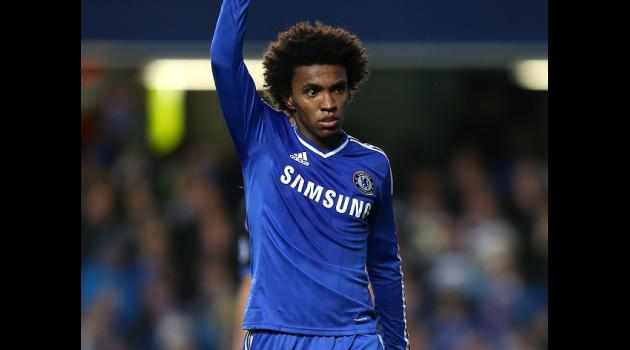 Cech: Willian will get better