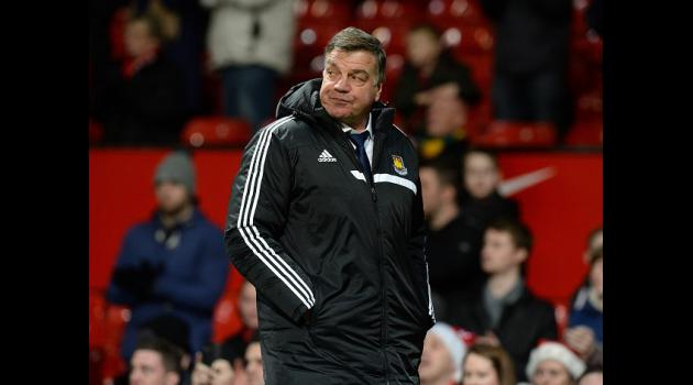 Allardyce: FA Cup not our priority