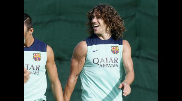 Puyol fit and raring to go for Clasico clash