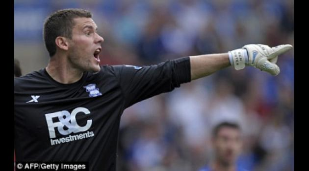 Birmingham keep Ben Foster fearful over fan surge at Aston Villa game