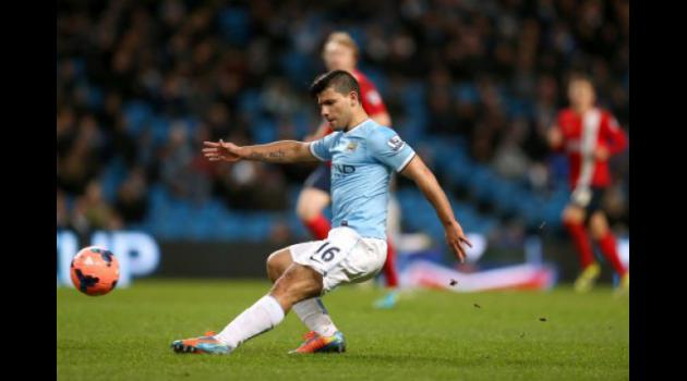 Man City 4-2 Cardiff: Match Report