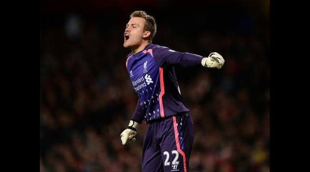 Mignolet: Liverpool defence still solid