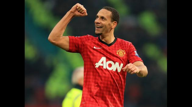Ferdinand hungry for more medals
