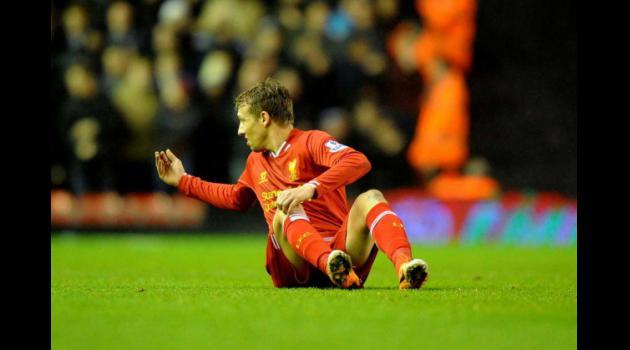Does Lucas Leiva have a future at Liverpool?