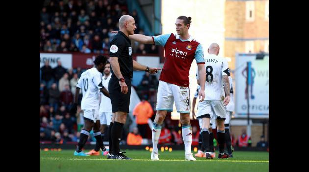 Hammers wait on Carroll appeal