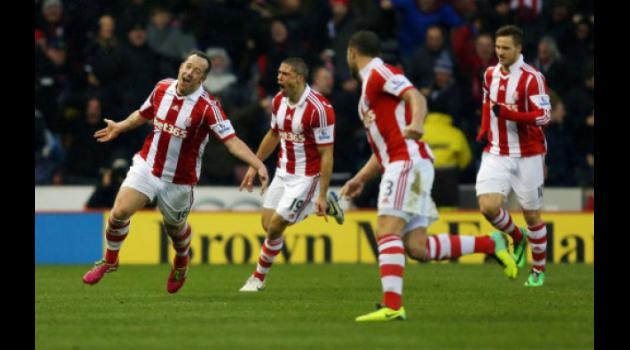 Stoke City 2-1 Manchester United : Adam stunner secures famous victory