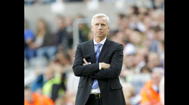 Pardew in optimistic mood