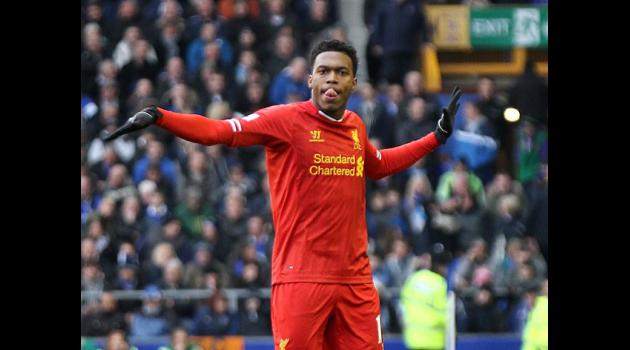 Rodgers unhappy with Sturridge