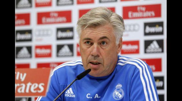 Ancelotti confident of Madrid success in 2014