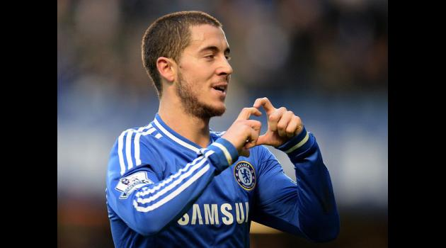 Mourinho expects Hazard to improve