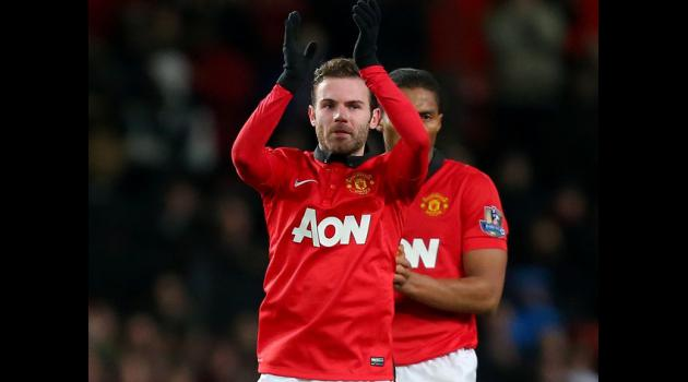 Jones: Mata makes us motor