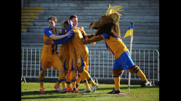 Mansfield 0-2 Scunthorpe: Match Report