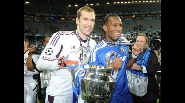 Cech wary of Drogba threat