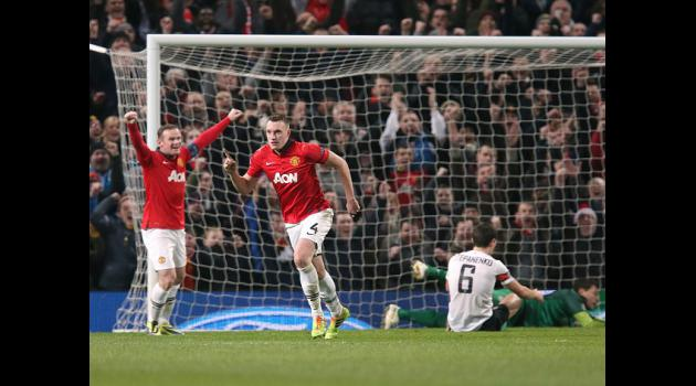 Jones wins it for United