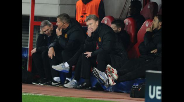 Moyes mystified by Uniteds Greek tragedy