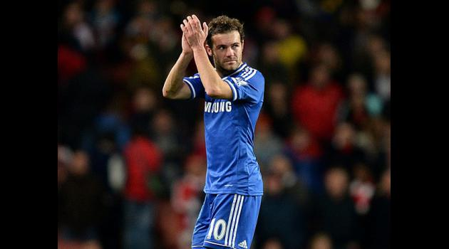 United 'close' to Mata deal