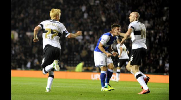 Derby V Leeds at Pride Park Stadium : Match Preview