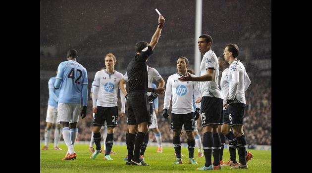 Spurs to appeal over Rose red card