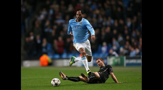 Lescott may consider City switch