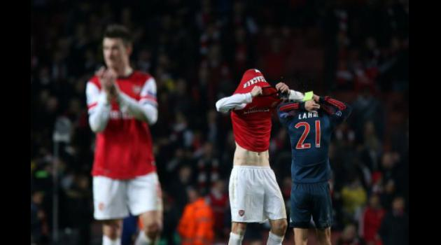 Disappointing Week For English Clubs In Europe