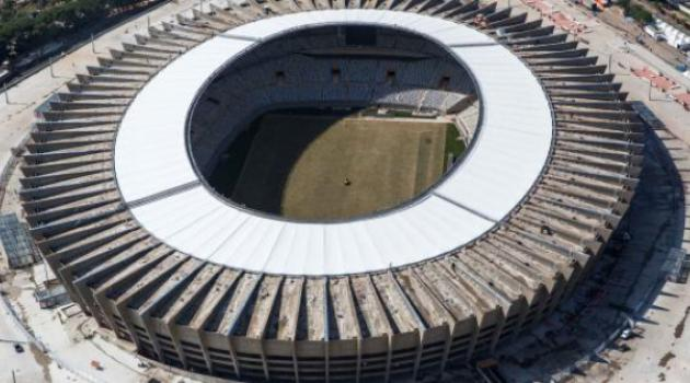 Mineirao - World Cup 2014