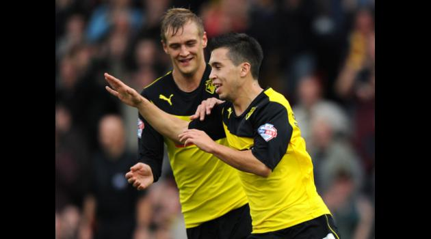 Watford 0-1 Reading: Match Report